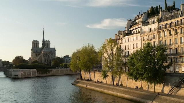 City Scapes 05 Notre Dame Lesson 1