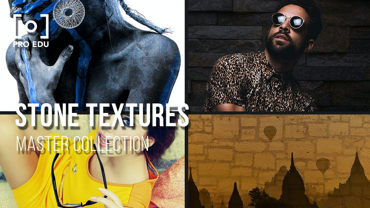 Master Collection | Stone Textures & Backdrops
