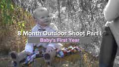 Thumbnail for 8 Month Old Photo Session + Retouch / 8 Month Outdoor Shoot Part I
