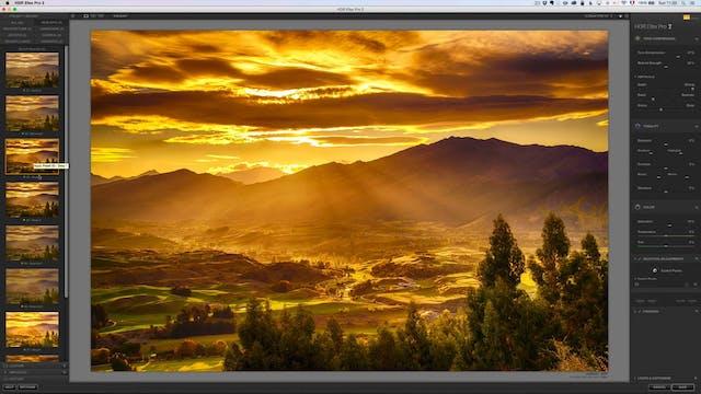 Landscape Masterclass - HDR Efex pro intro