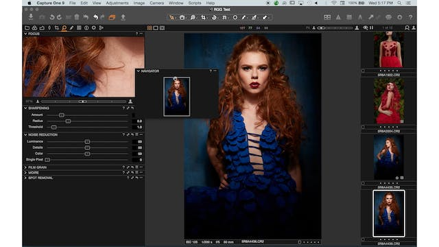 Capture One 01-11-Cropping & Lens Correction