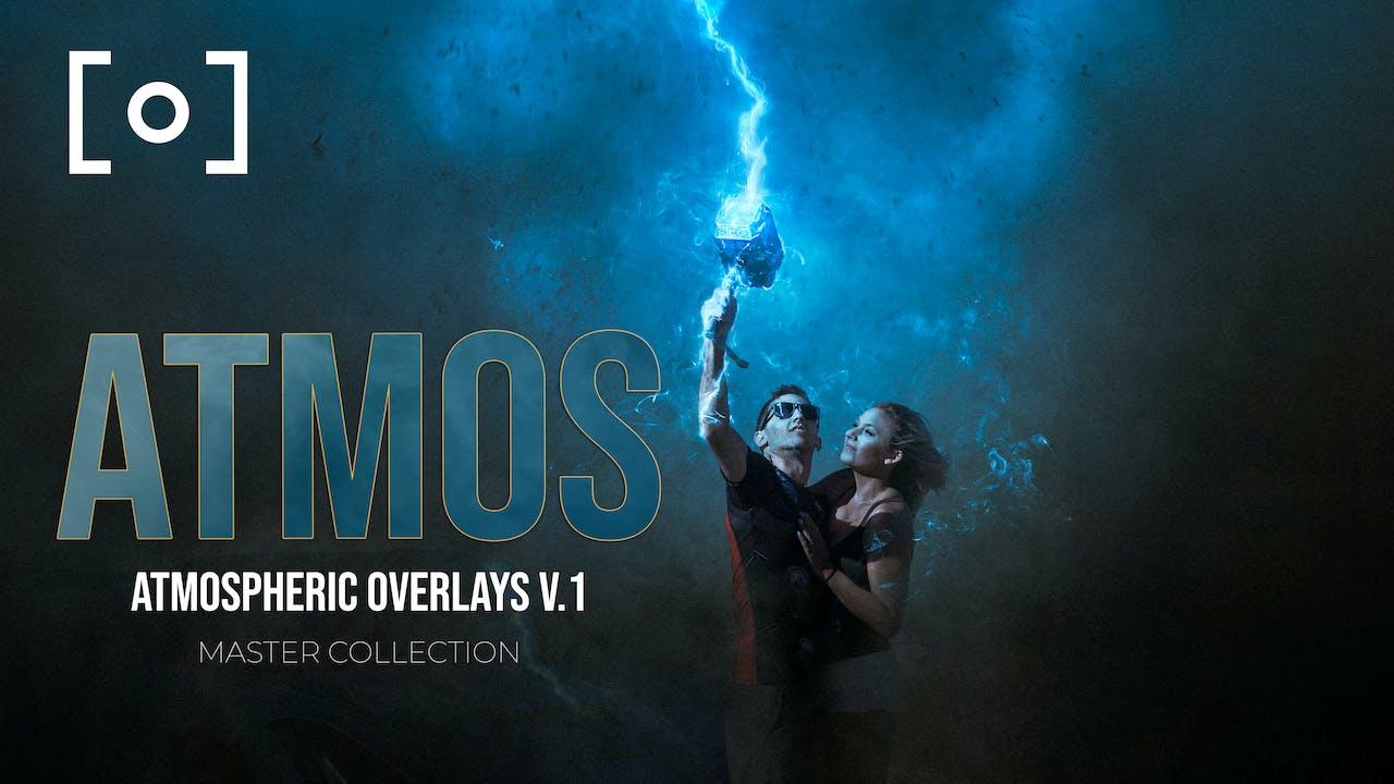 Atmospheric Composite Overlays Volume 1