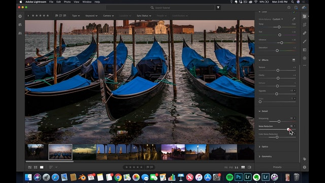Lightroom CC  4 Effects and Details