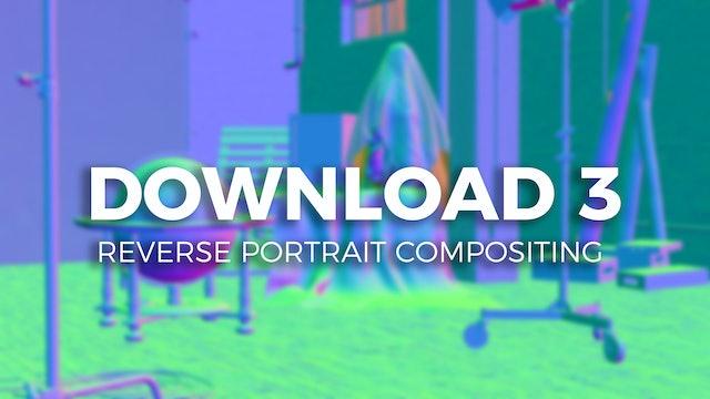 Reverse Portrait Composite Download 3