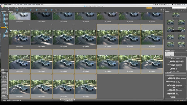 Image 1-RAW Processing and Assembly
