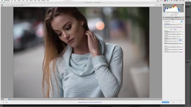 Retouching April The 10 Minute Edit