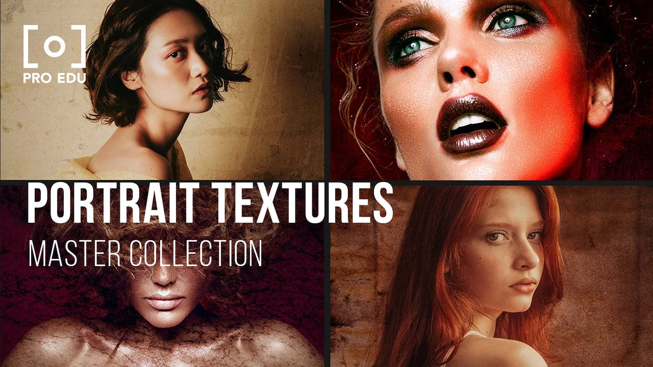 Master Collection | Portrait Textures & Backdrops