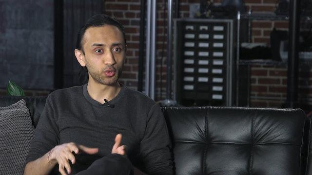 Pratik Naik Interview
