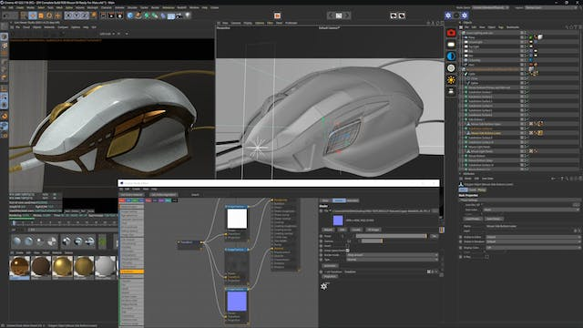 Adding Materials To The Object Part 2