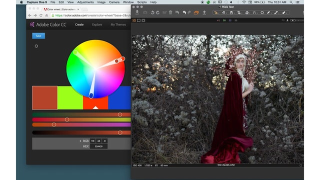 Capture One 01-15-Advanced Color Grading