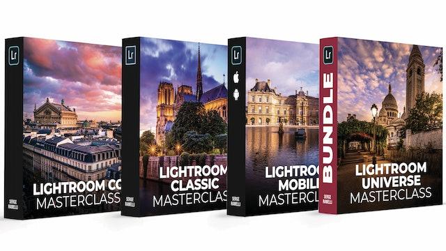 Adobe Lightroom Masterclass Bundle