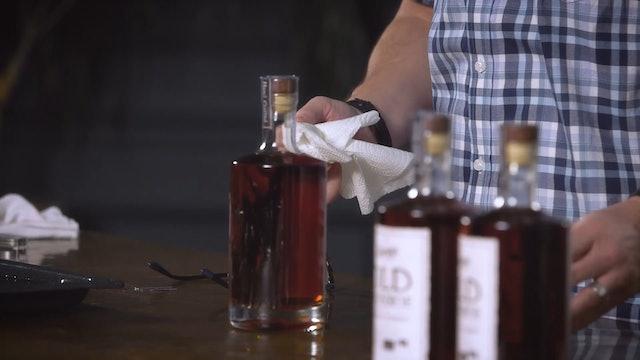 Preparing Bottles