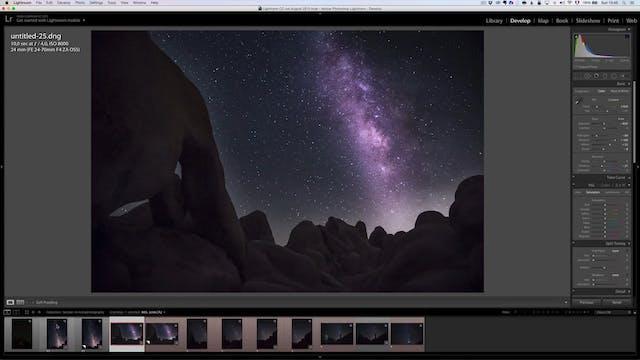 Landscape Masterclass - Camera Setting