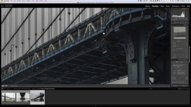 City Scapes 23 New York Bridge Lesson 1