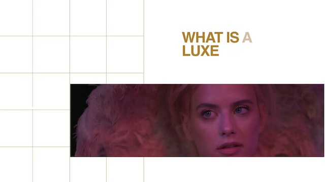 What Is A Luxe Studio?
