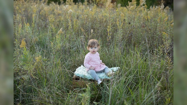 12 Month Outdoor Shoot Part I