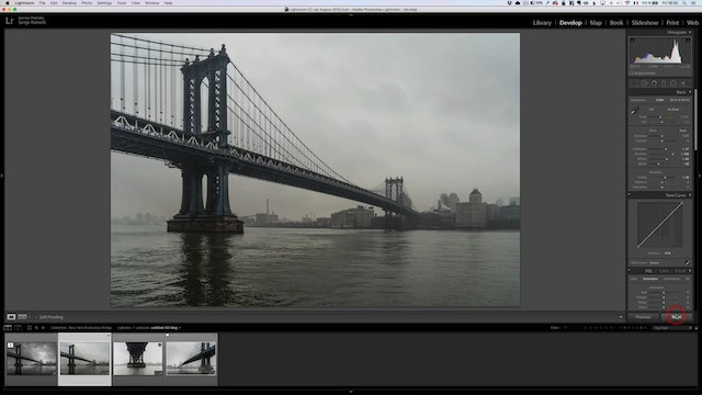 City Scapes 24 New York Bridge Lesson 2