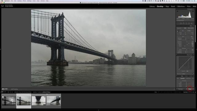 City Scapes 24 New York Bridge Lesson 2