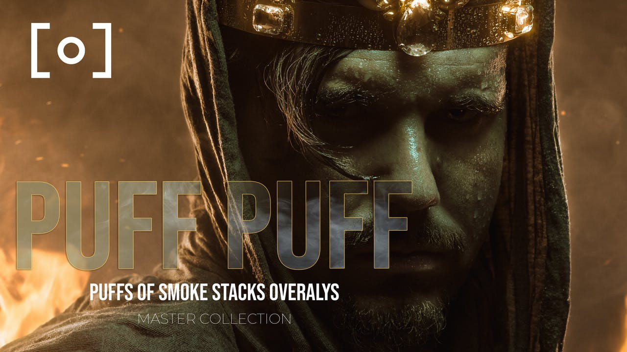 Puffs Of Smoke Stacks Overalys