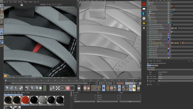 Material Creation - Creating Fabric M...