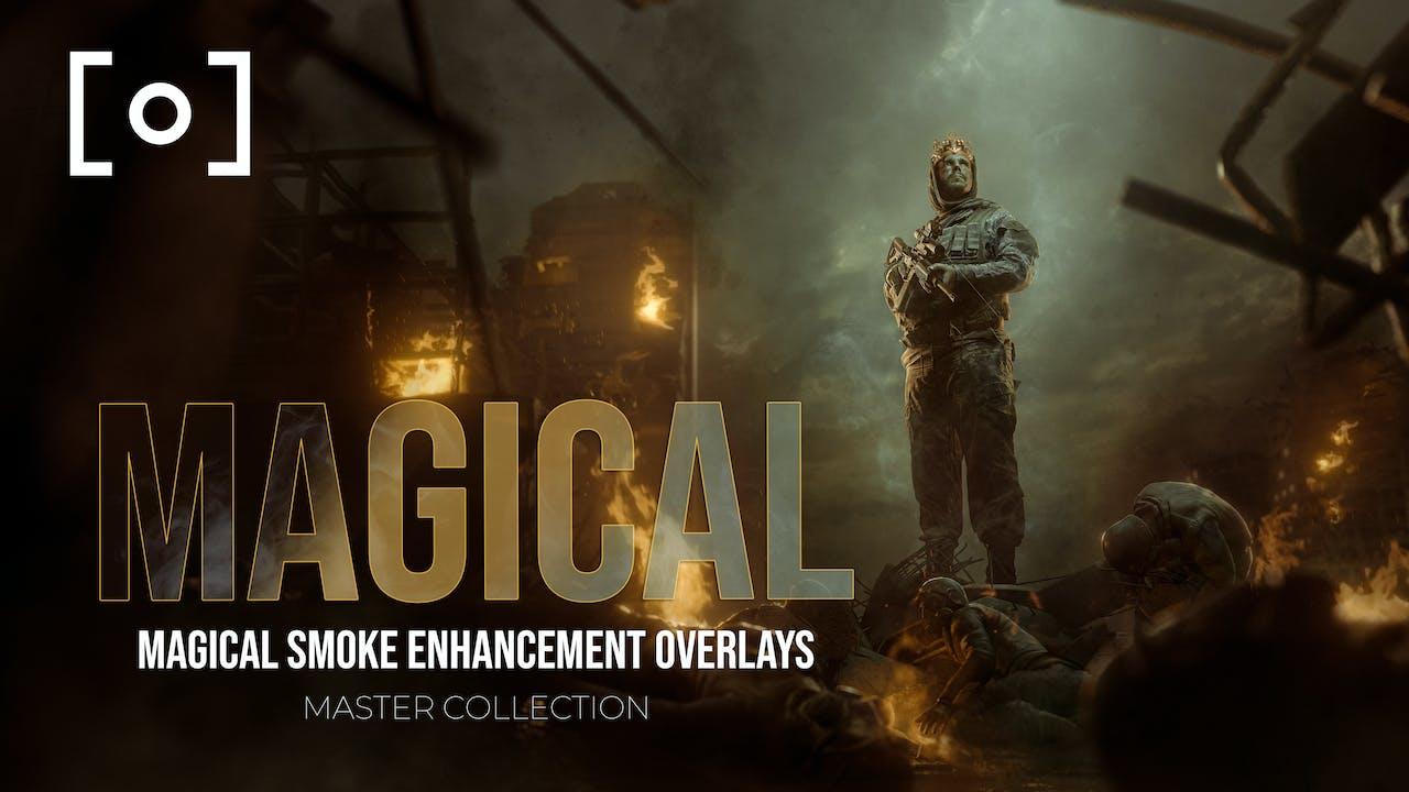 Magical Smoke Enhancement Overlays
