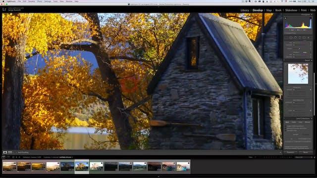 Landscape Masterclass - Aurora Project Two