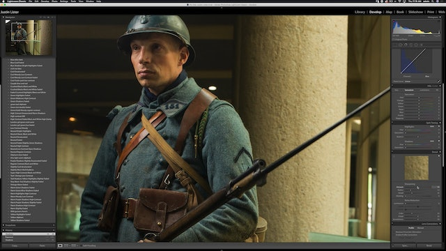 The War Series - French Soldiers - Raw Processing & Cleanup