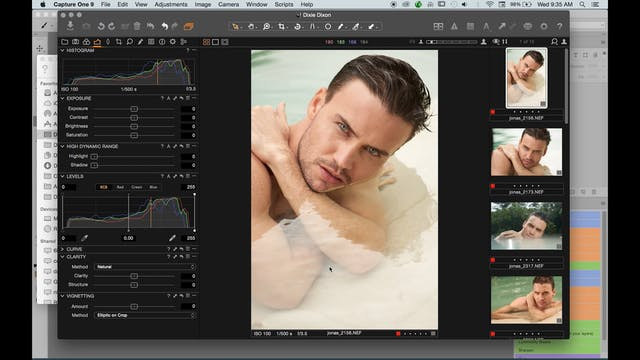 Image 1 RAW Processing & Retouching