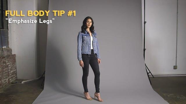 Posing Tips