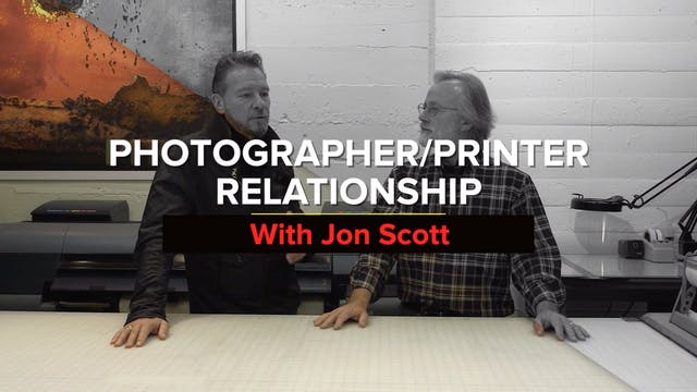 The Photographer-Printer Relationship