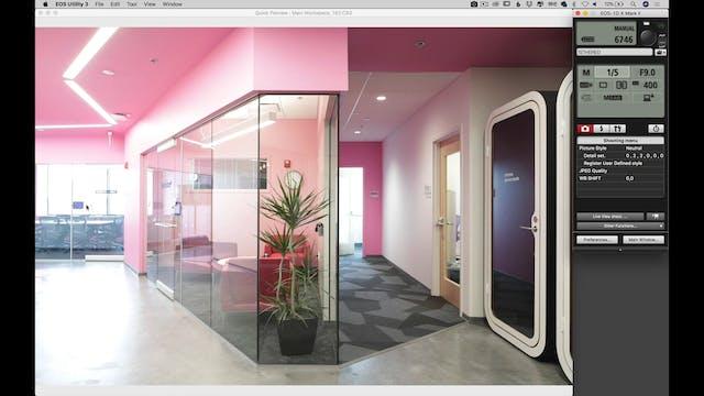 Pink Room-Setup