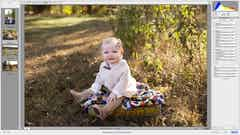 Thumbnail for 8 Month Old Photo Session + Retouch / 8 Month Outdoor Retouching