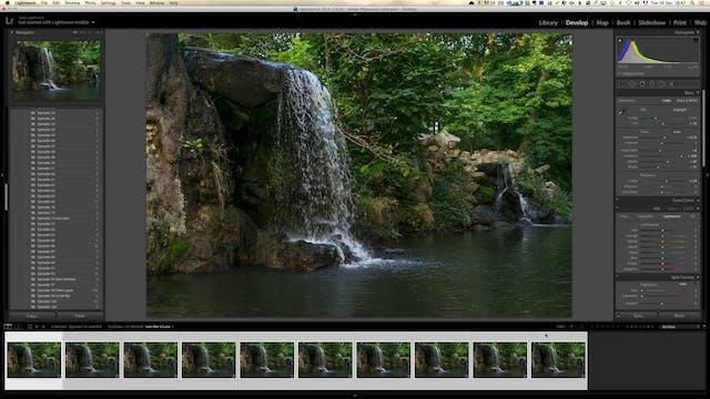 Landscape Masterclass - No filter? No...