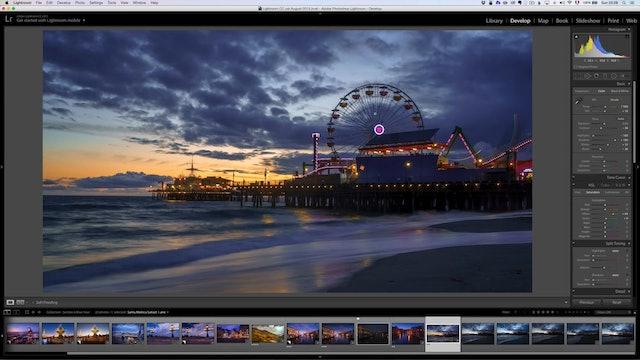 Landscape Masterclass - Santa Monica