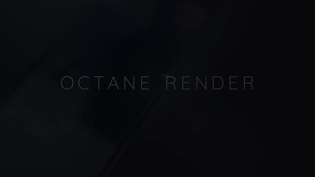 Welcome To Octane Render Settings Overview