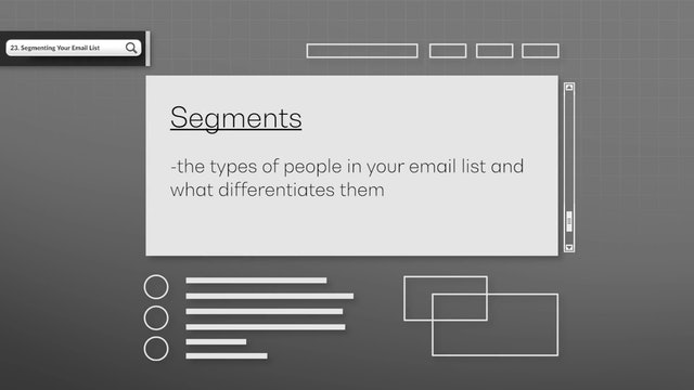 Segmenting Your Email List