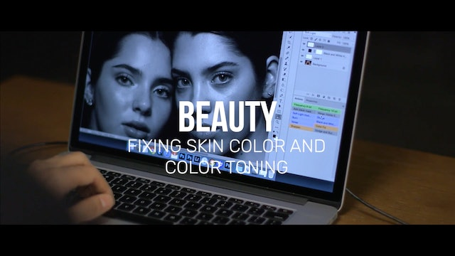 Fixing Skin Color and Color Toning