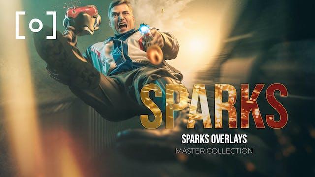 Sparks Overlays
