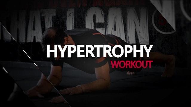 HYPERTROPHY #1 A #12