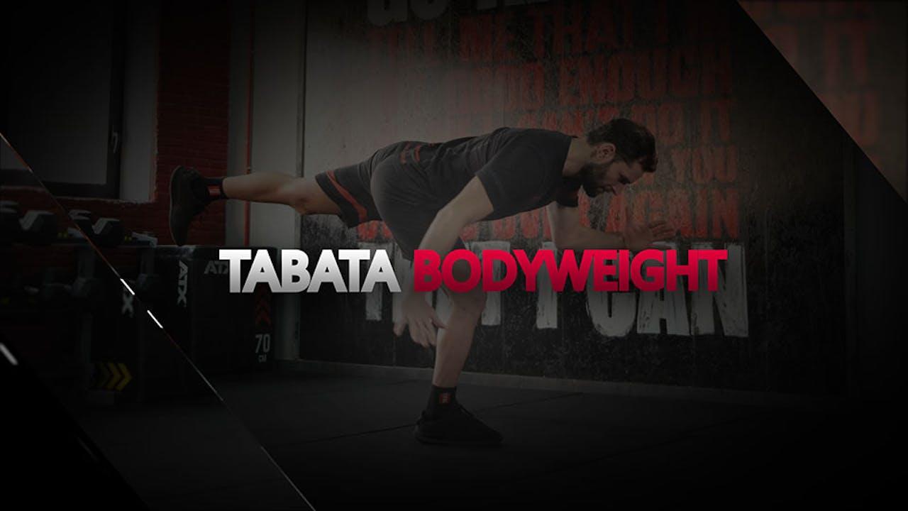 TABATA BODYWEIGHT