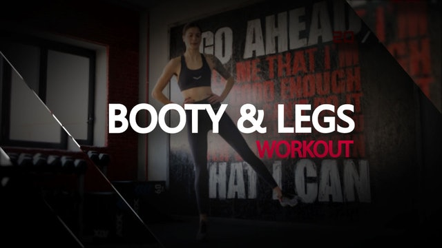 BOOTY & LEGS - #1 A #12