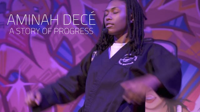 Aminah Decé, A Story of Progress Part 1