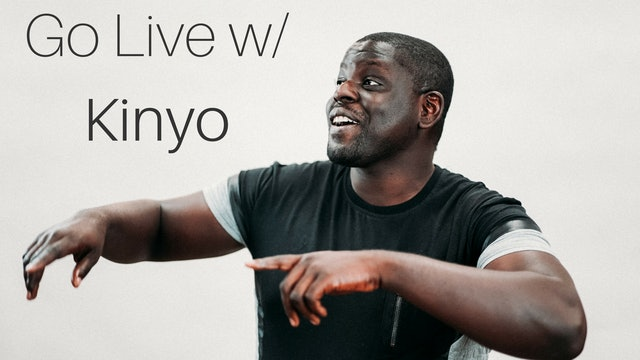 Go Live with Kinyo