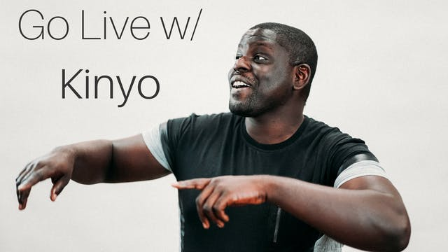 Go Live with Kinyo