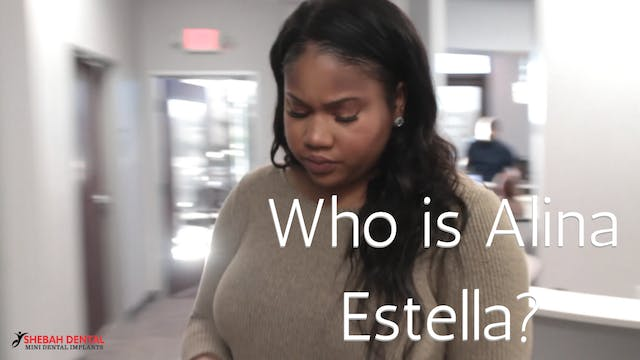 Who is Alina Estella.