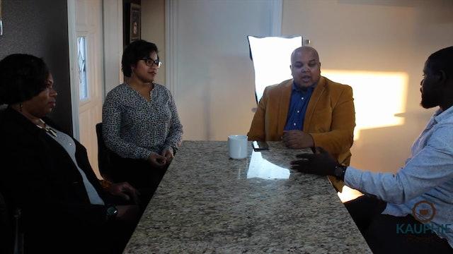 Cafe Talk on Black Communities