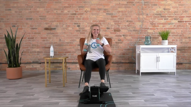 30-Min Total Body Strength with Andrea