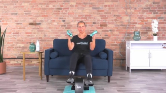 45 Minute Full Body Workout with Sandi