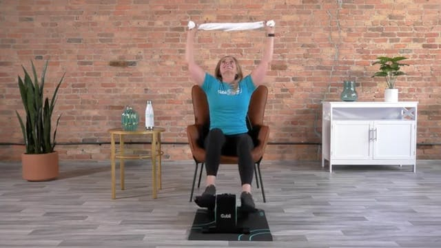 10-Min Super Stretch with Andrea