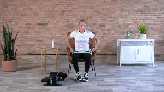 30-Min Lower Body Strength with Lisa